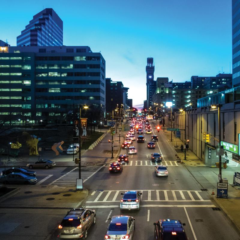 Baltimore Metropolitan Council 2018